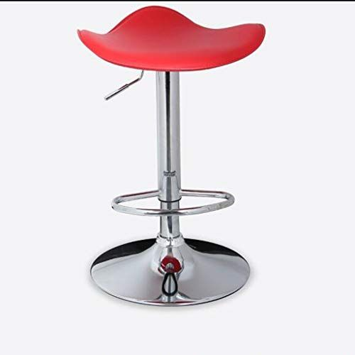Surprising Ljjoz Bar Chair High Stool Adjustable Seat Height Leisure Bralicious Painted Fabric Chair Ideas Braliciousco