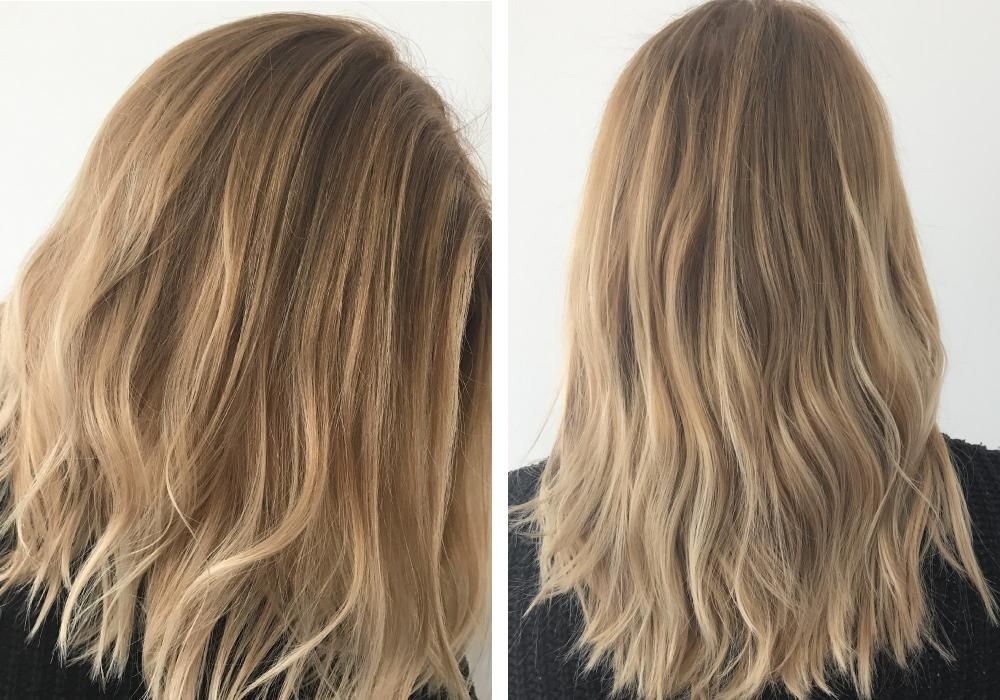 I went from to Blonde without Bleach here's how