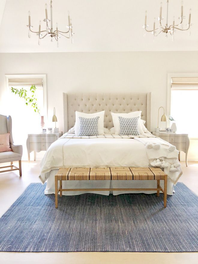 Enhance Your Bedroom With The Appropriate Paint Color
