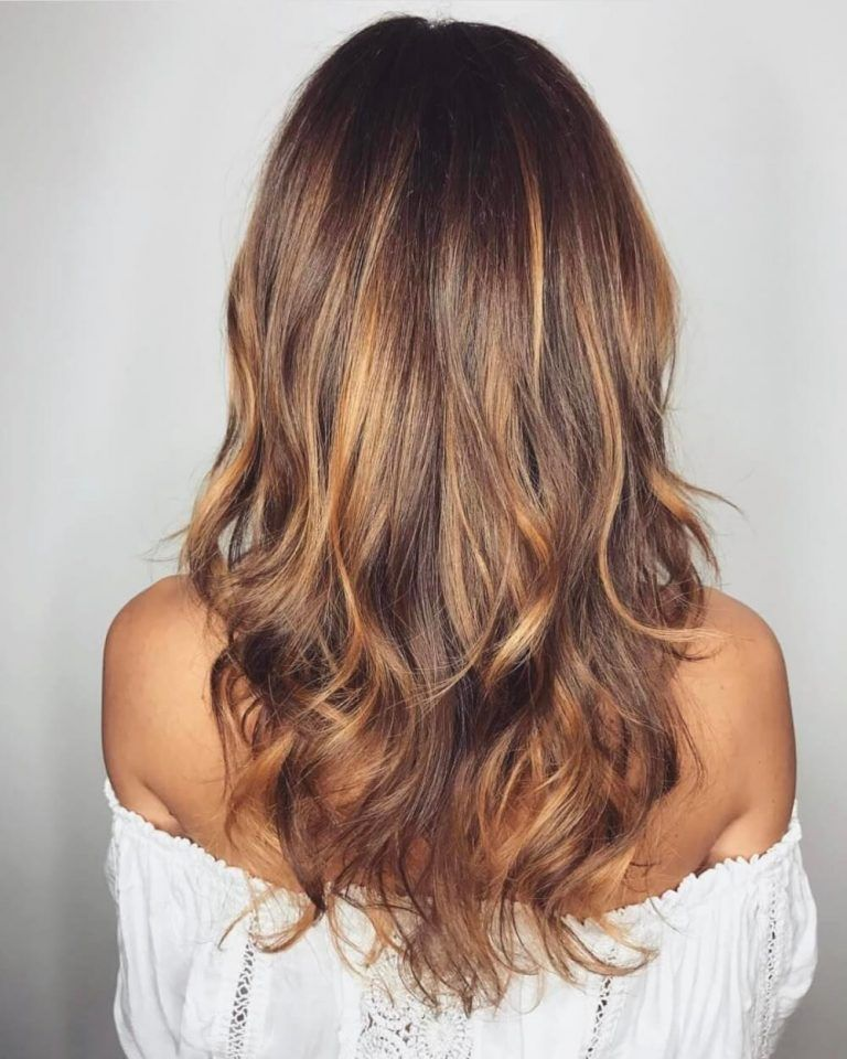 Sunkissed Light Brown Hair With Waves Hair Color Light Brown Light Brown Hair Brown Hair Colors