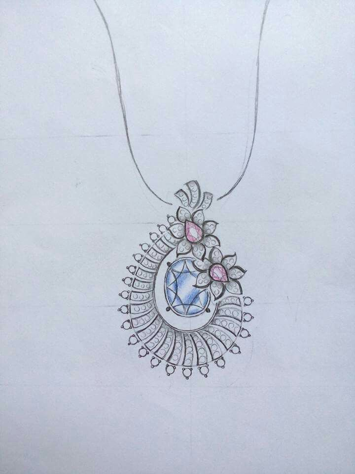 Pin By Khushboo Jain On Jewelry Jewelry Design Drawing Jewelry