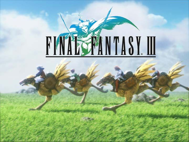 Final Fantasy Iii Wallpaper 3 Final Fantasy Wallpapers Final