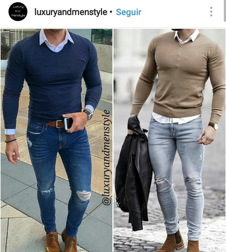 Like the style and how clothes fit.