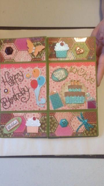 Never Ending Birthday Card Never Ending Cards Pinterest