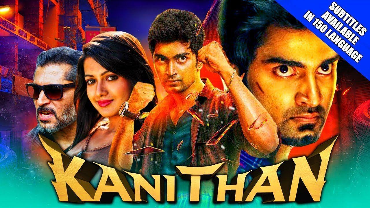 Kanithan 2020 hindi dubbed 720p hdrip 900mb 350mb mkv