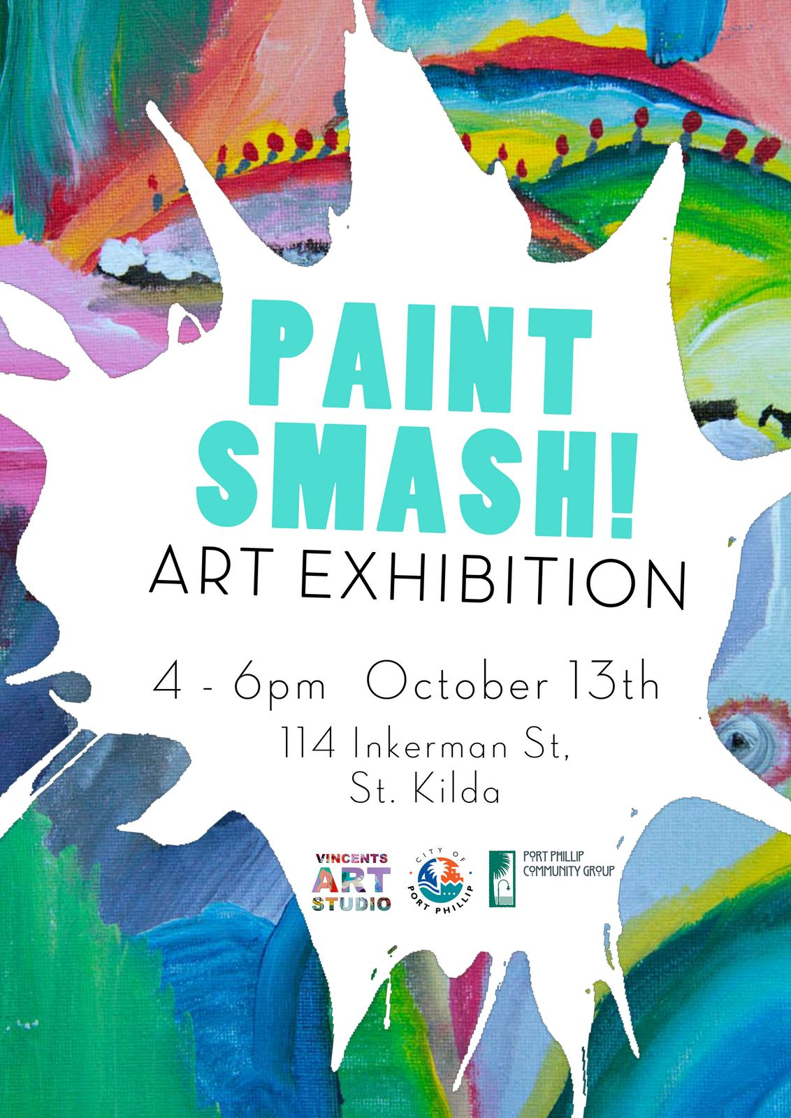 Student Art Show Posters Google Search Art Exhibition Posters Exhibition Poster Art Exhibition