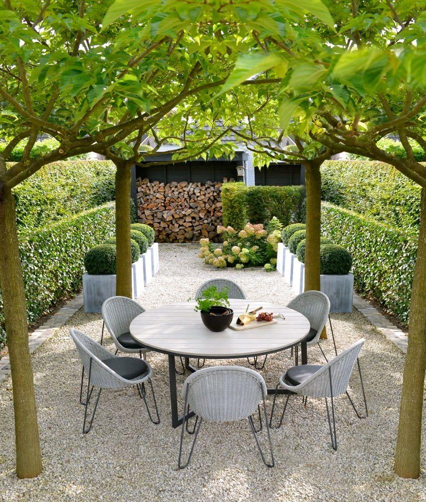 Borek Outdoor Furniture Small Courtyard Gardens Garden Seating
