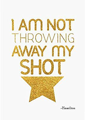 ClifeDesign Hamilton Broadway Musical Poster Hamilton Wall Art Posters Print Unframed (8