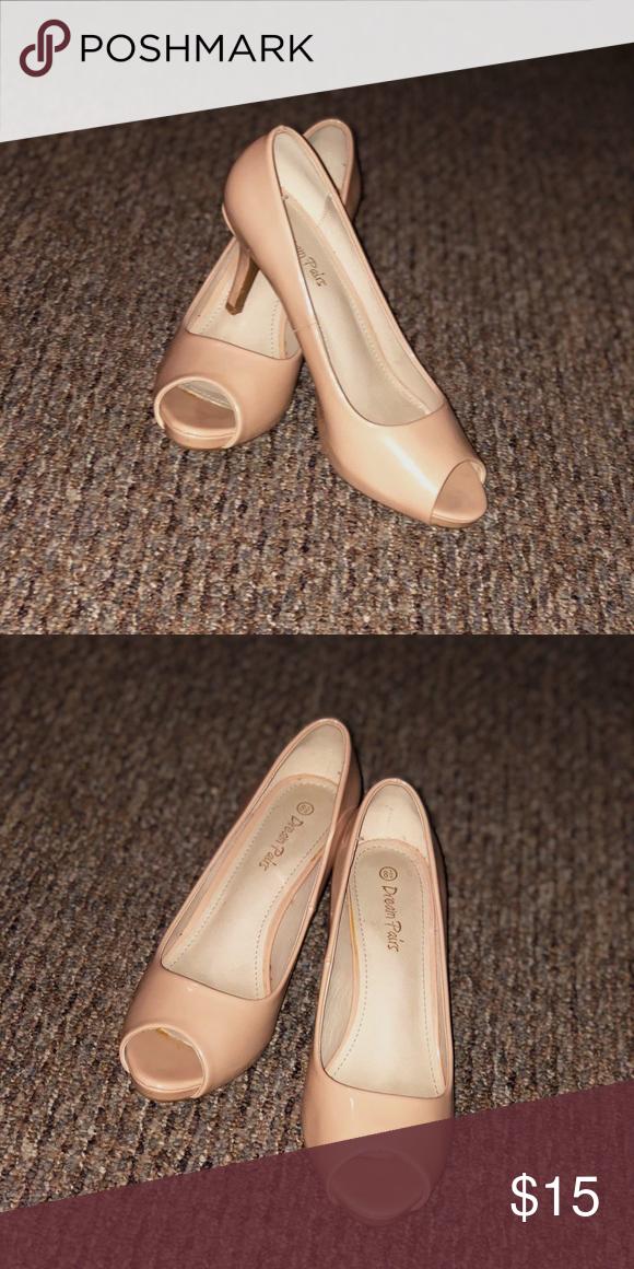 Light pink heels | Pink heels, Light