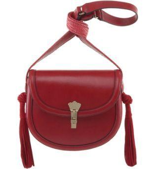 bd9ee575e6f bolsa arezzo scarlet vermelha