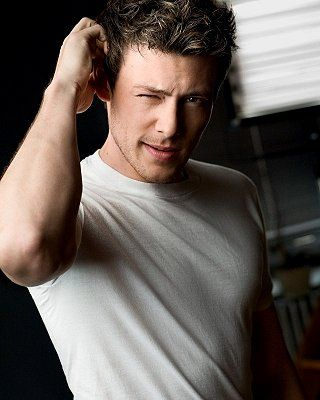 corey monteith- the average joe. But how can u not love that half smile he gives sometimes