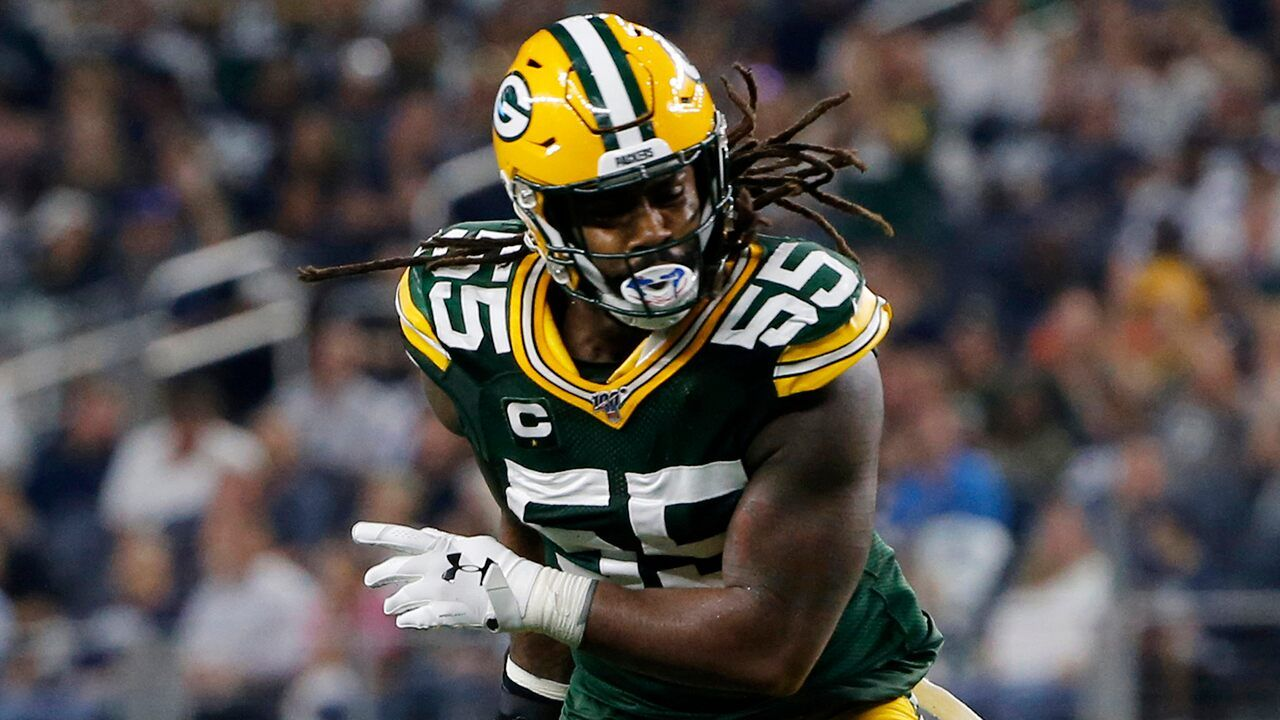 Green Bay Packers Za Darius Smith Says He Was Told To Stop Sack Celebrations Green Bay Packers Green Bay Packers