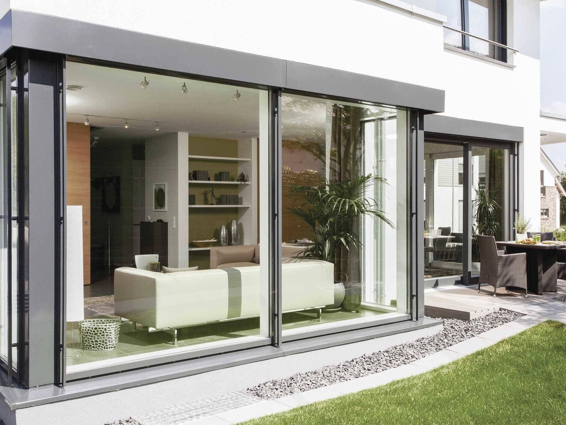 Außergewöhnlich Fensterfront Foto Von - Citylife 250