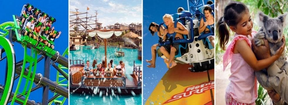 Buy Tickets For Top Tourist Attractions Sightseeing Events 365tickets Australia Sea World Gold Coast Marine Animals