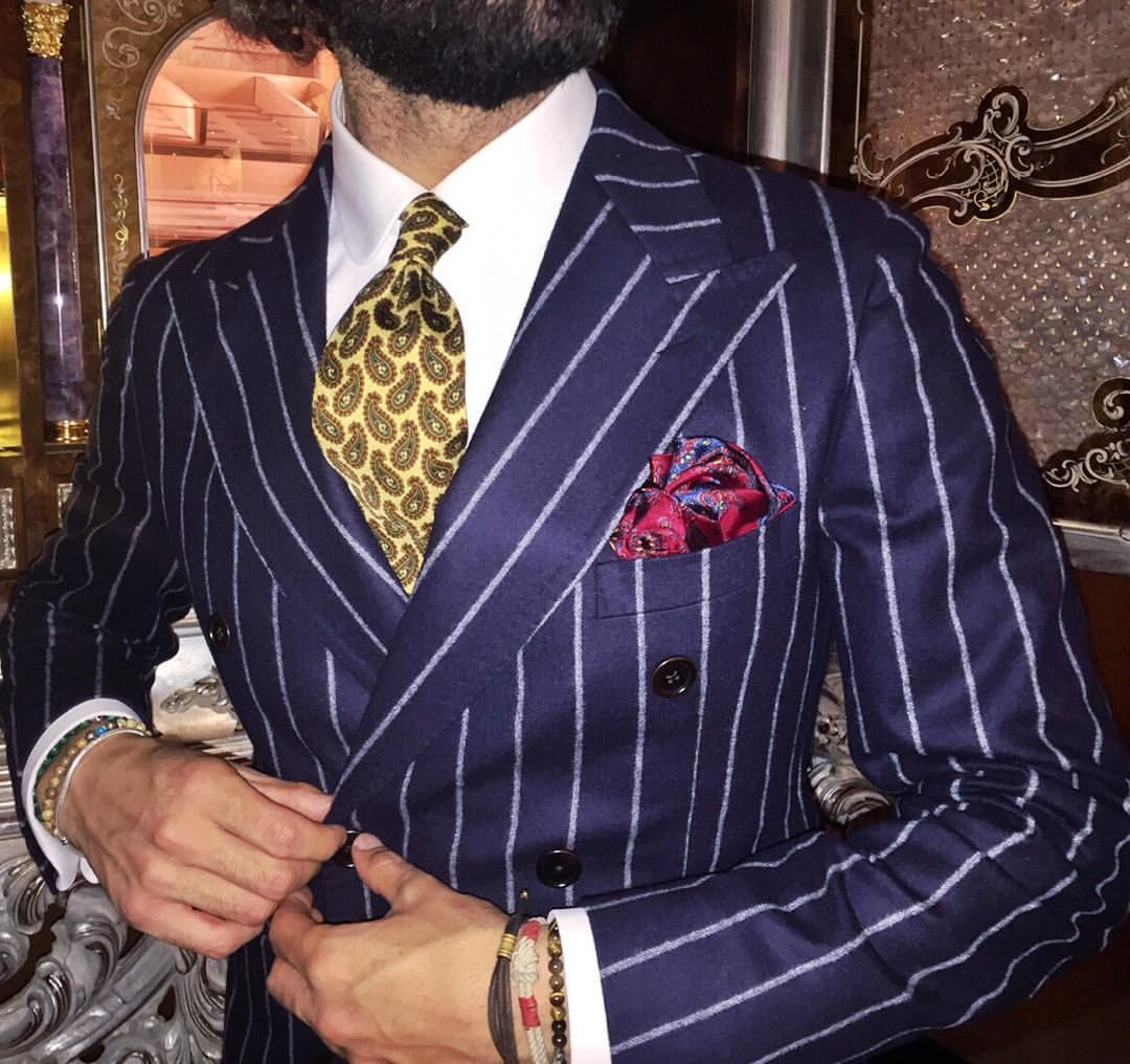 "serafinesilk: "" People will stare. Make it worth their while. Spotted the dapper @giorgiogiangiulio wearing the @serafinesilk Cherry Amarone pocket square at the @prataemastrale event. Discover the..."