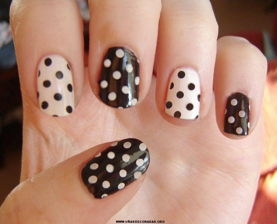 manicure diseños juveniles para uñas cortas - Buscar con Google ...