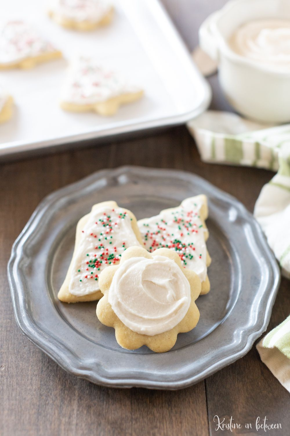 The Best Cut Out Sugar Cookie
