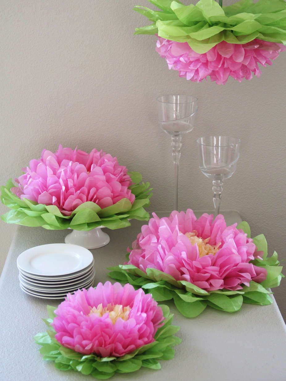 Hanging Paper Flowers By Heart To Heart At Gilt The Princess And