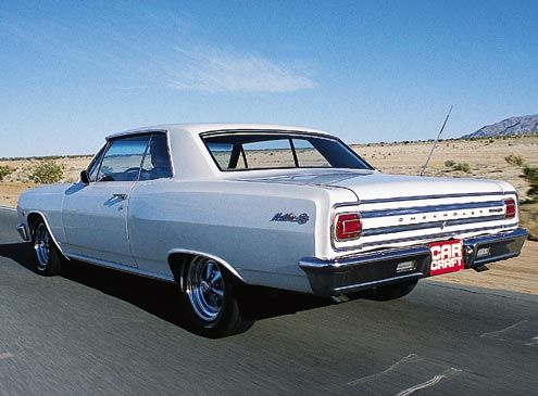 Pin On 1965 Chevelle Malibu Ss