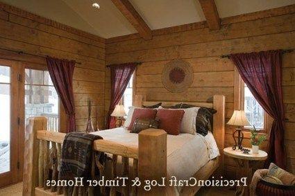 Top 10 Bedroom Decorating Ideas For Log Homes Top 10 Bedroom