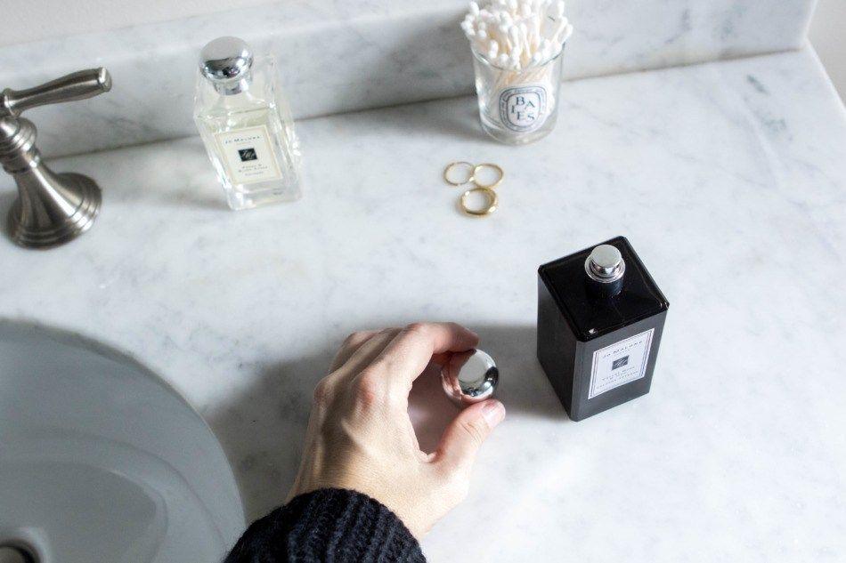 love repurposing empty candle jars