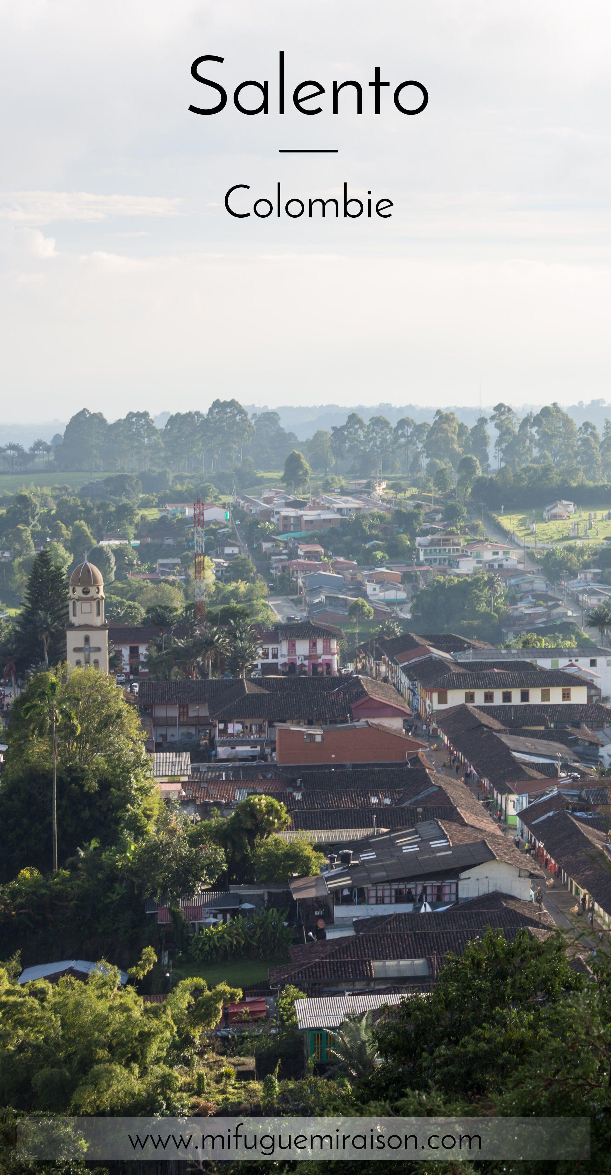 Salento Et La Spectaculaire Vallee De Cocora Colombie Paysage Voyage Colombie Voyage Amerique