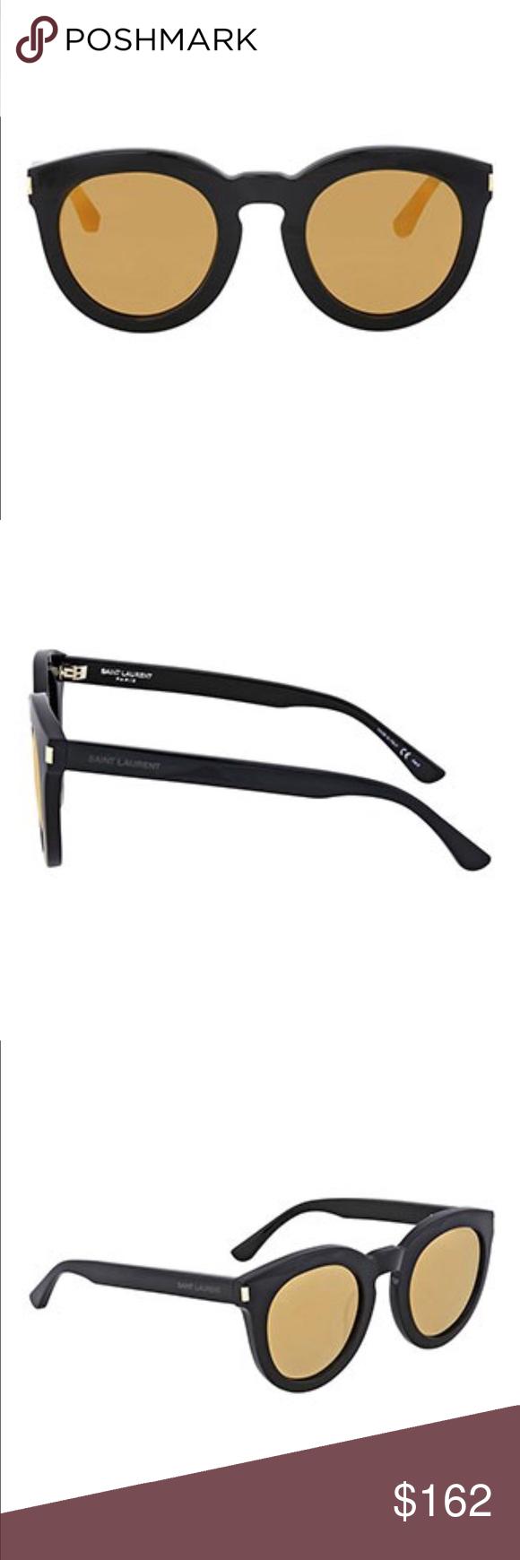 51476b1676b Yves Saint Laurent SL 102 Surf 001 Sunglasses Yves Saint Laurent SL 102  Surf 001 Sunglasses in Black SKU USA-SL-102-SURF-001 Quick overview  • Arm  length  ...