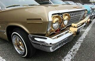 1963 impala used in the boyz in the hood movie the car is called touch of gold ice cube drove it. Black Bedroom Furniture Sets. Home Design Ideas