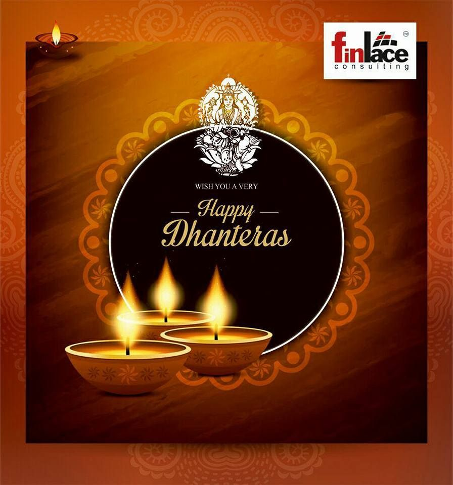 May This Dhanteras Festival Shower You With Wealth Prosperity