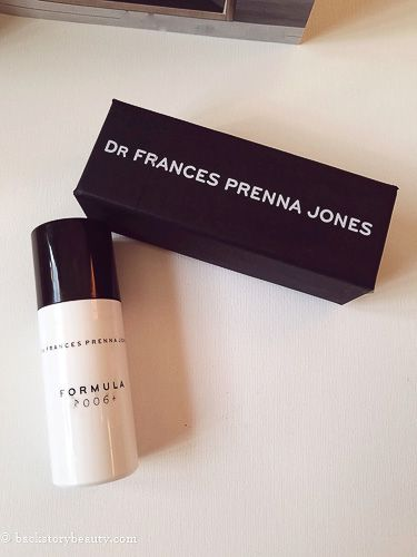 Dr frances prenna jones formula 2006