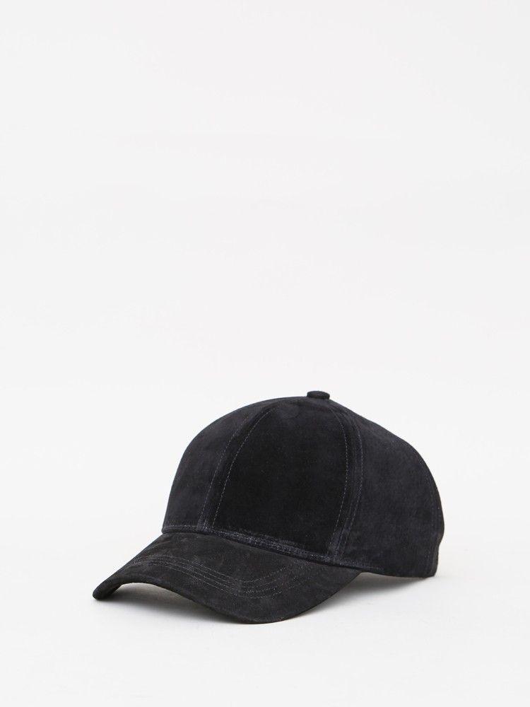 ca2c833db Pin by fan on Fashion for men | Black suede, Baseball hats, Baseball cap
