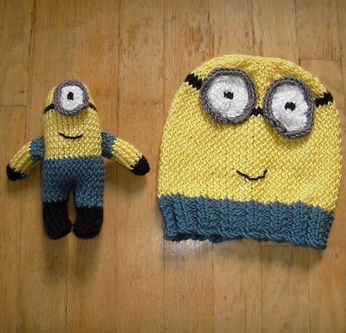 Free Minion Knitting Patterns Gratisfaction Uk Freebies Freebies