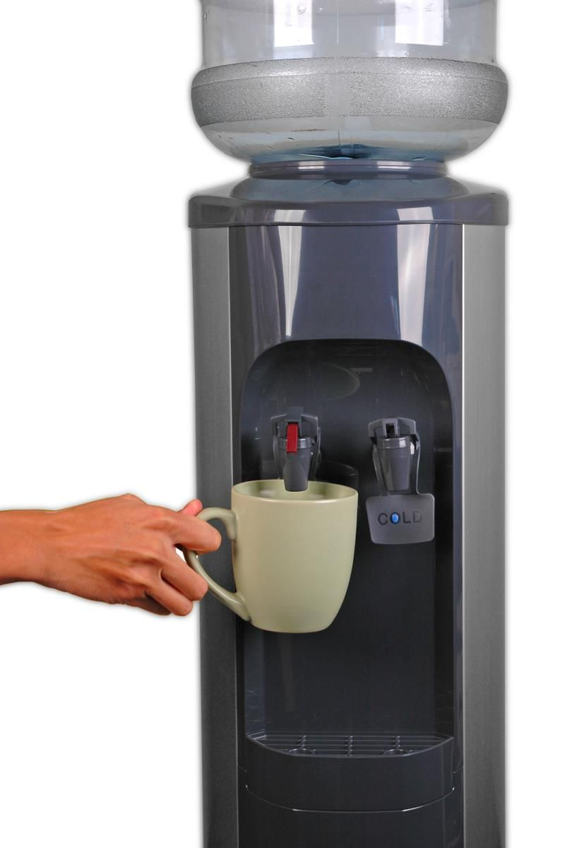 Clover B14A Hot and Cold Water Dispenser with Durable Self Closing ...