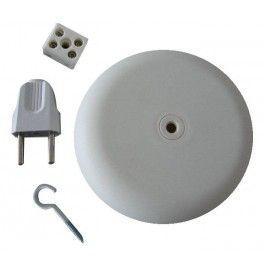 Kit pour suspension ampoule E27 Muuto