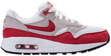 outlet store 9fbc8 ed2fc Nike Boys  Grade School Air Max 1 Running Shoes