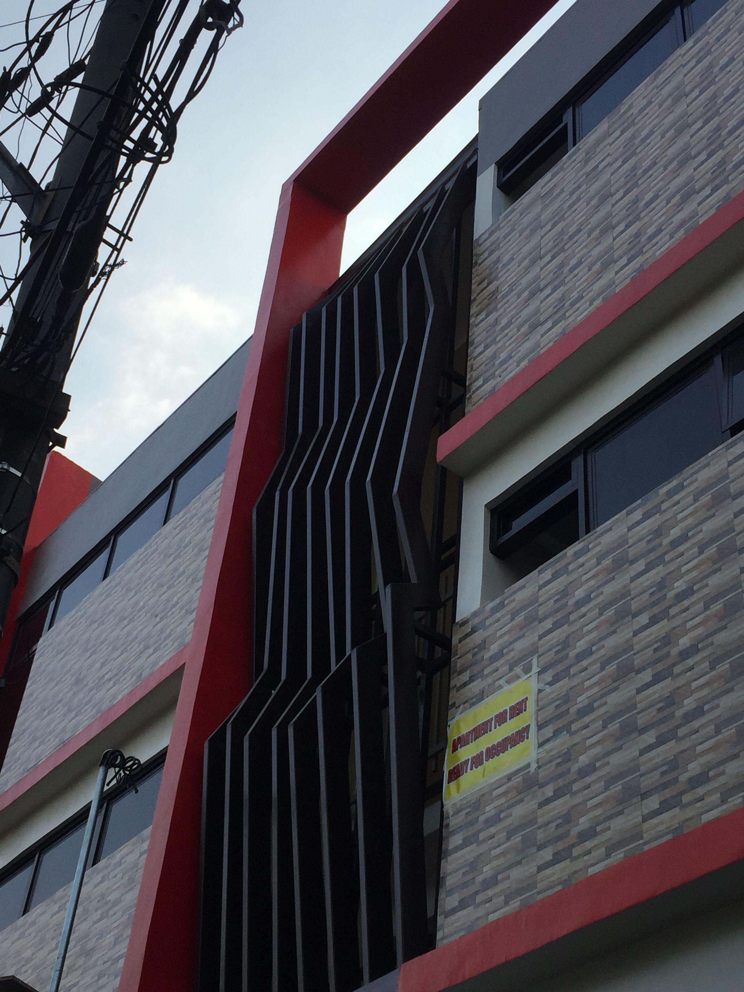 Parametric facade in Caloocan Manila Philippines