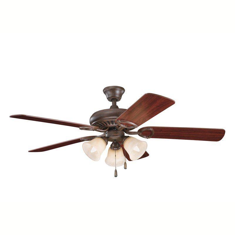 Kichler 339400 Ceiling Fan 52 Ceiling Fan Bronze
