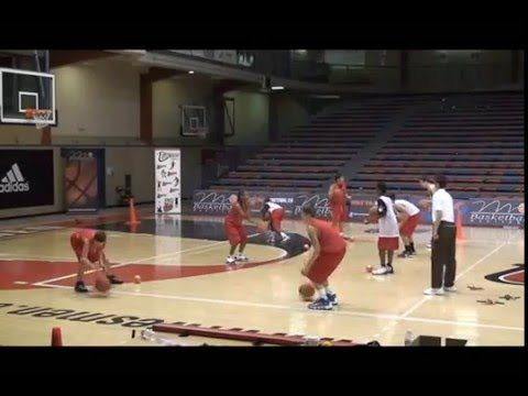 Pam Danis Ball Handling And Passing Progressions In Basketball