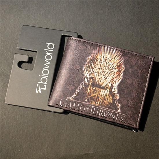 Leather Wallet -Game of Thrones