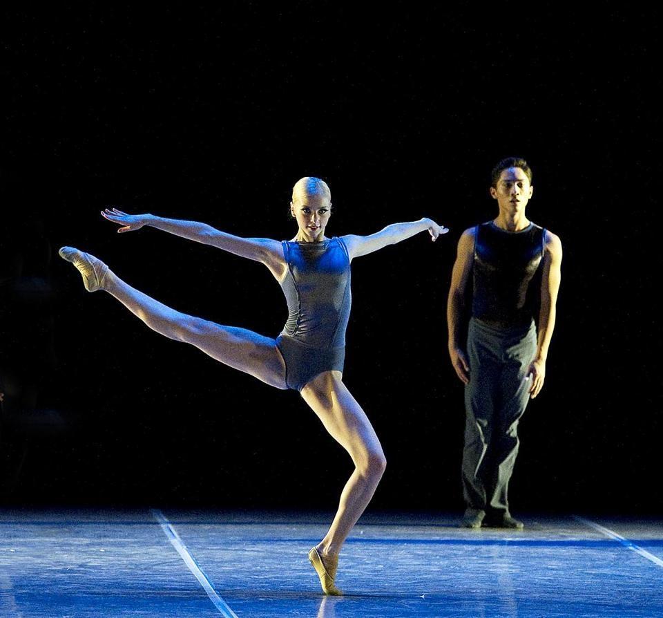 Dancers jeffrey cirio whitney jensen leave boston ballet