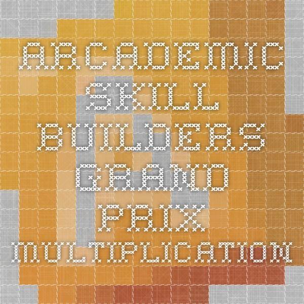 Arcademic Skill Builders Games Grand Prix   GamesWorld
