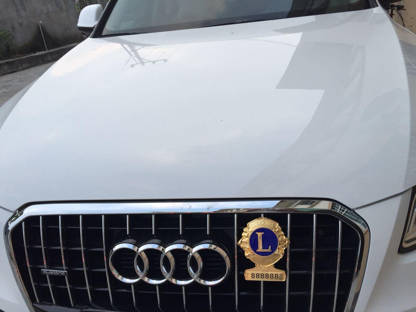 Lion Club Car Badge Car Badges Vehicle Logos Audi Logo [ 1000 x 1334 Pixel ]