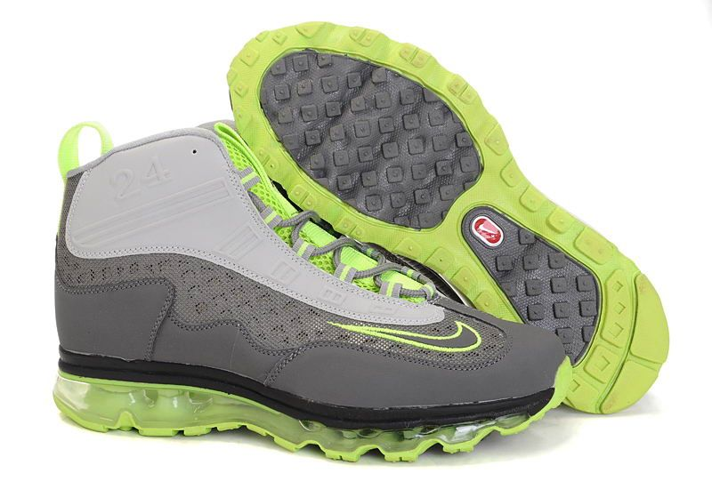 Nike Ken Griffey Jr Shoes in Grey Green | Nike air max 2016