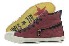 Converse Chuck Taylor ZIP HI X John Varvatos 142979C Shoes Medium D M MEN | eBay