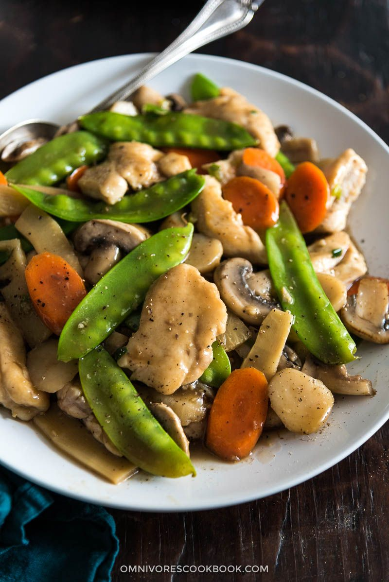 recipe: moo goo gai pan chinese food [33]