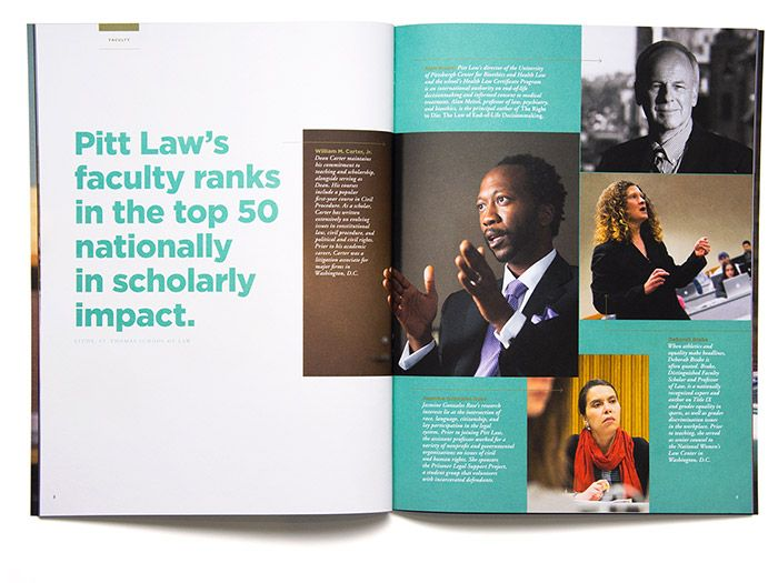 University Of Pittsburgh School Of Law Viewbook  G State