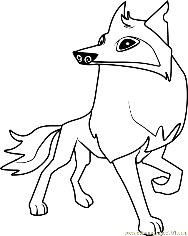 Animal Jam Coloring Pages Animaljam Coloringpages Toys Rhpinterest: Animal Jam Coloring Pages To Print At Baymontmadison.com