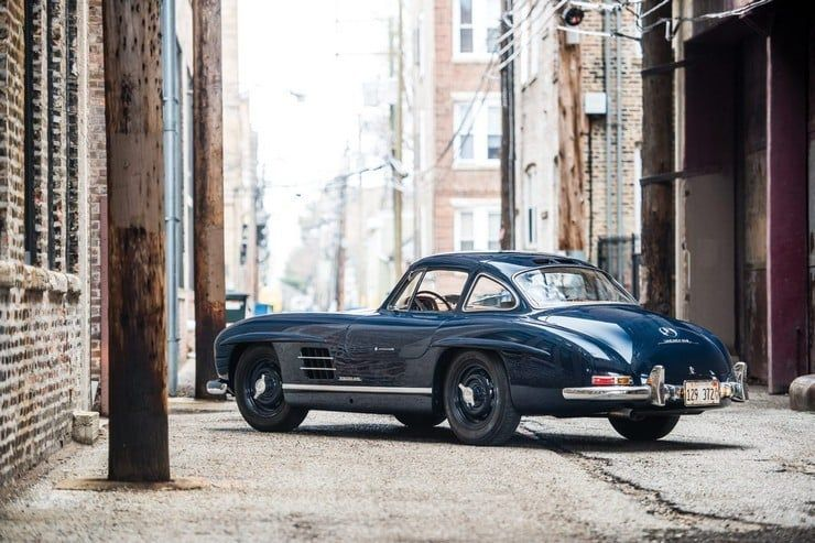 1954 Mercedes-Benz 300 SL Gullwing | Men's Gear