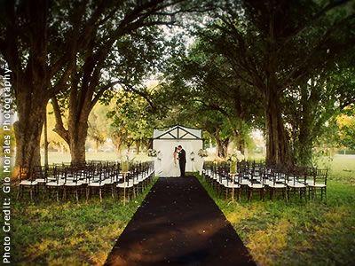 Curtiss Mansion Miami Springs Weddings Fort Lauderdale Wedding Venues 33166