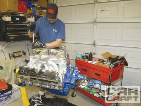 Ford 347 Engine Build Budget Small Block Stroker Embly Car Craft Magazine